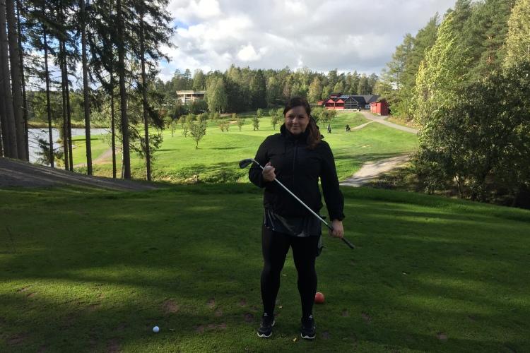 eliittilaji golf kokemuksia