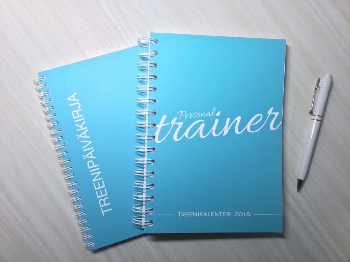 Personal Trainer -kalenteri testissä