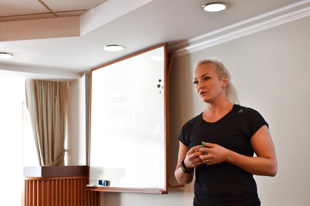 Kira Tiivola - Coaching Kira