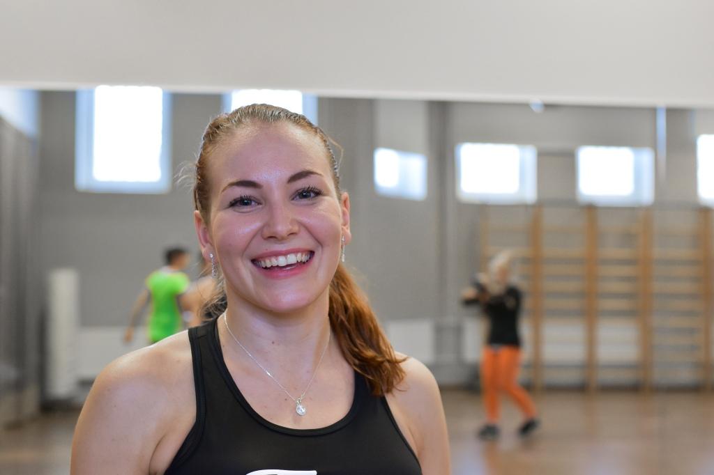 Anna, tanssistudio Flama