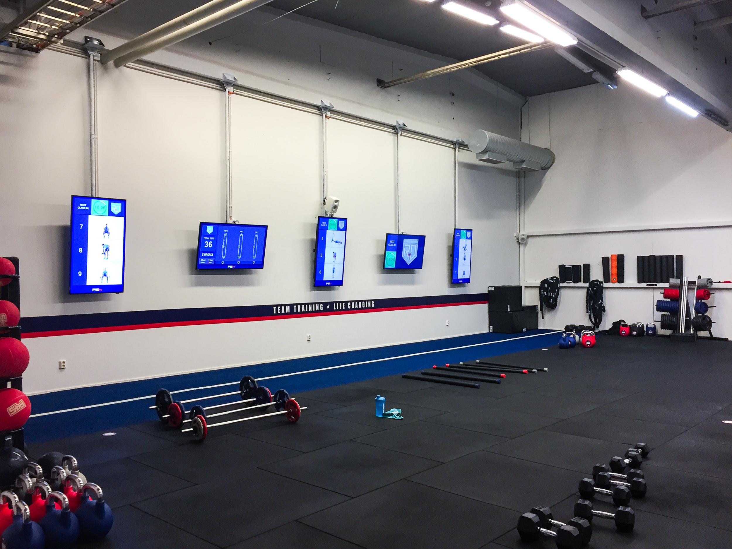 Apuvälineet toiminnalliseen harjoitteluun F45 Training