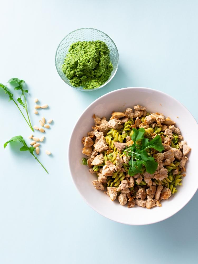 Vegaaniruokavalio ja reseptit
