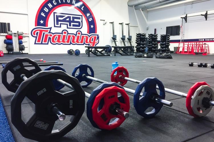 Parhaat treenipaikat Turussa - F45 Training