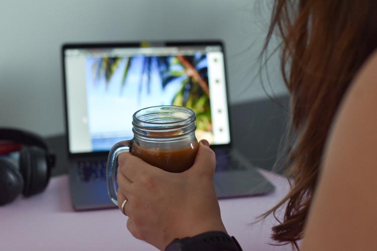 Kahvia ja matkamuistoja