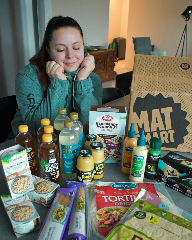 Aterioiden suunnittelua - hävikkiruokaa Matsmartilta