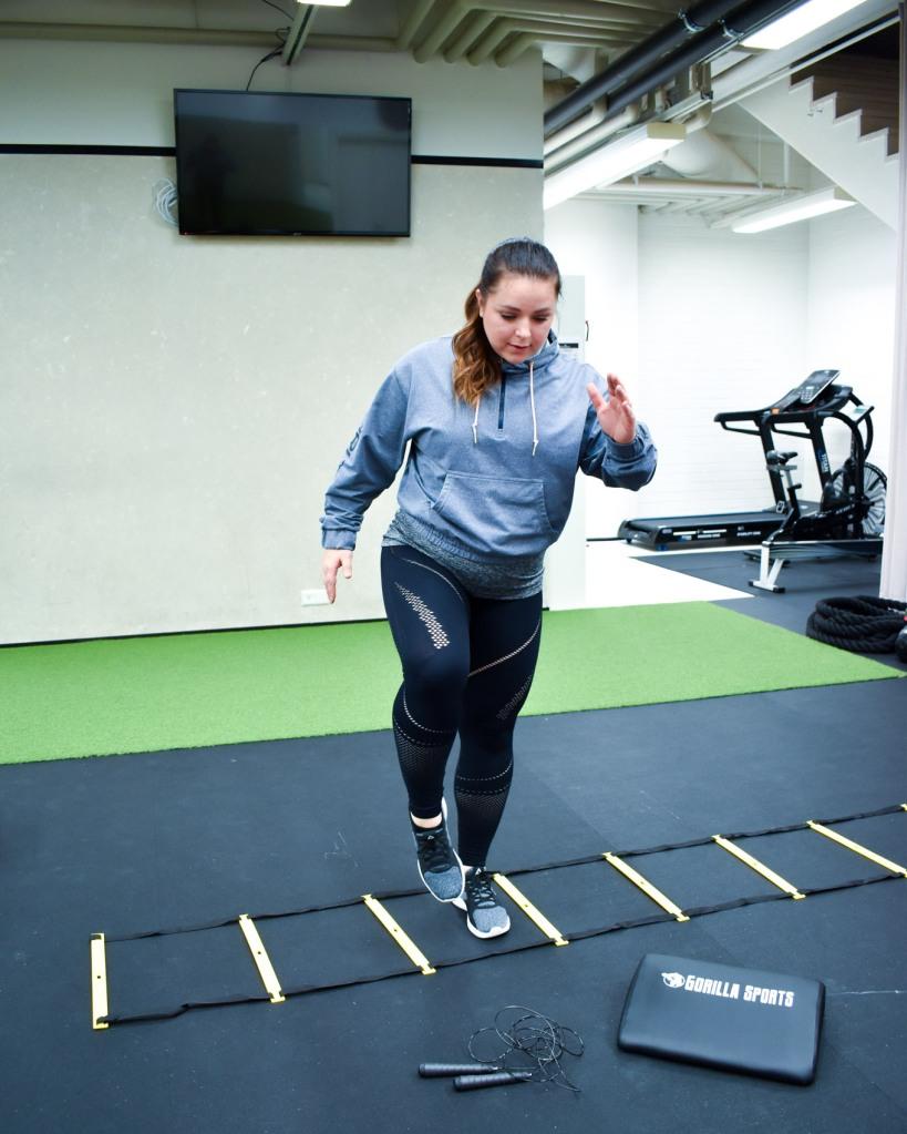 Gorilla Sports askeltikkaat - kotitreeni koko kropalle