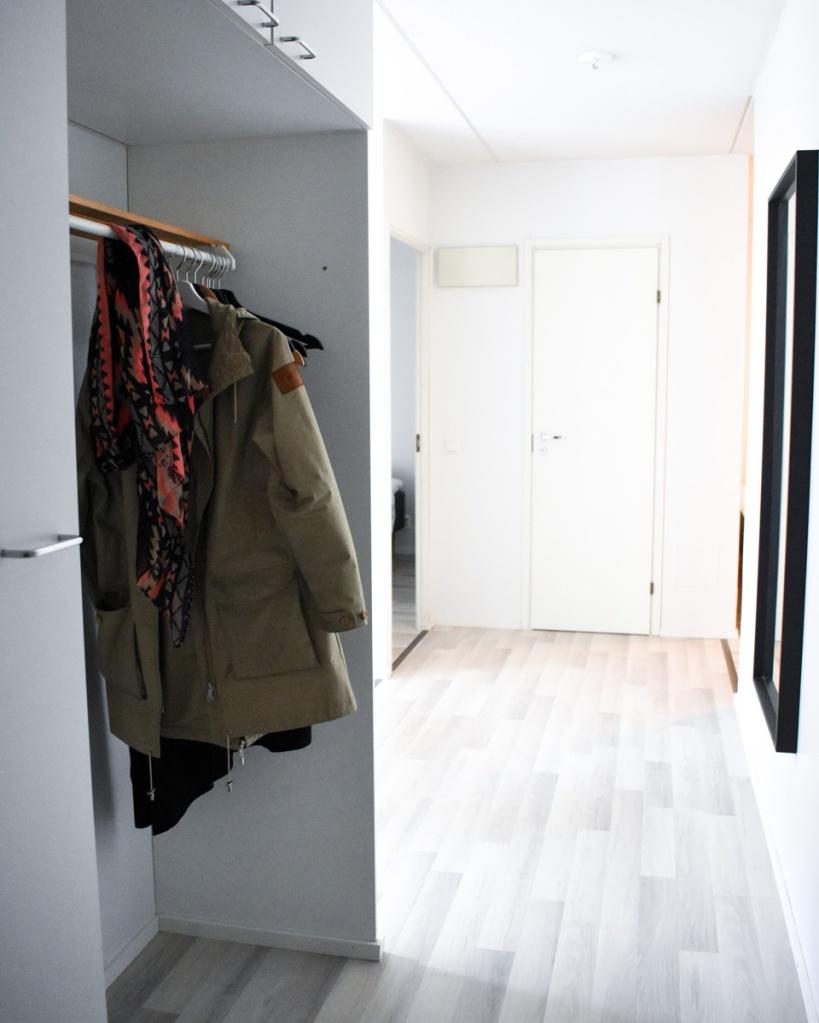 Väliaikainen kalustettu asunto Helsinki