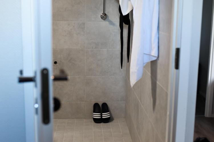 Naantali City Apartments - kylpyhuone