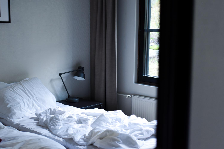 Naantali City Apartments - makuuhuone